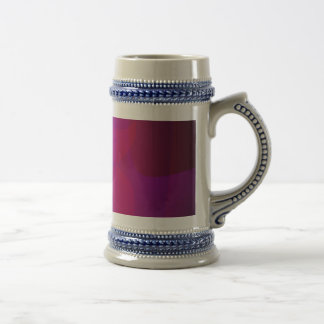 Dark Wine Simple Abstract Composition Mugs