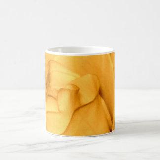 Dark Yellow Rose Coffee Mug