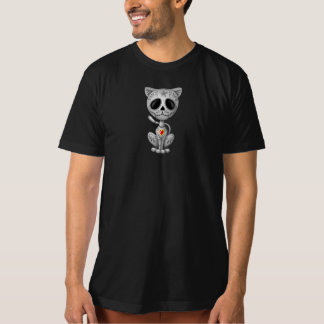 Dark Zombie Sugar Kitten T-Shirt