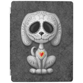 Dark Zombie Sugar Puppy iPad Cover