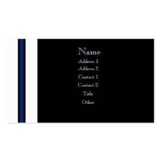 darkbold pack of standard business cards