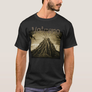 Darkened Volcano T-Shirt