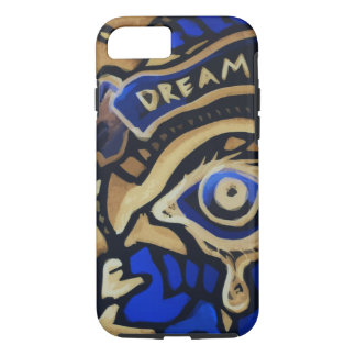 Darkling Dreaming Eye Phone Case
