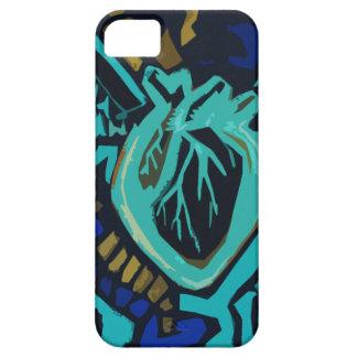 Darkling Heart Beats Phone Case