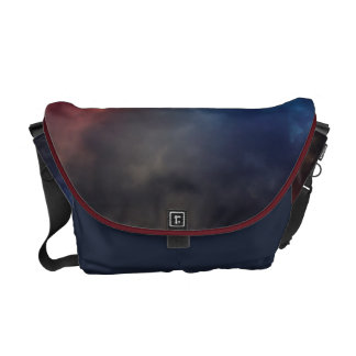 Darkness and Fire Commuter Bags