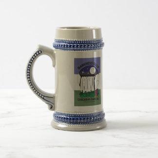 Darkness Falls Cascadian Dark Ale Mugs
