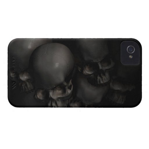 Darkness Falls iPhone 4 Covers
