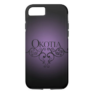 Darkness Vignette Case