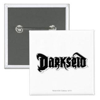 Darkseid Logo 2 15 Cm Square Badge