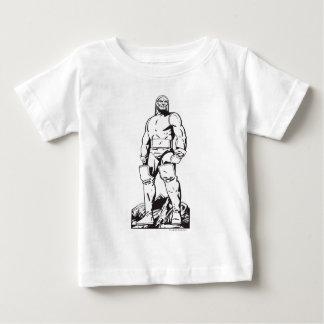 Darkseid Outline Baby T-Shirt