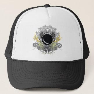Darkside Abstract Wings Trucker Hat