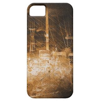 darkside san francisco exploding island iPhone 5 case