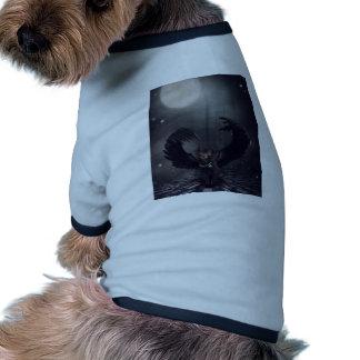 Darkside Werecat Dog Tshirt
