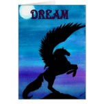 "Darkwind ""Dream"" Greeting Card"
