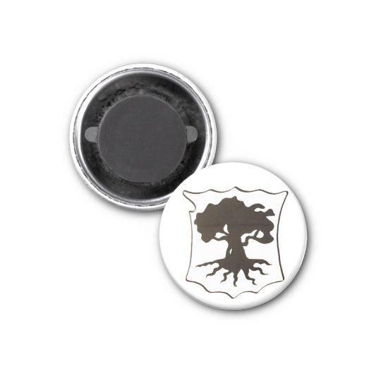 Darkwood tree magnet