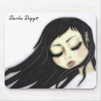 Darla Diggs Mouse Pad