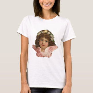 Darling Angel Girl Vintage T-Shirt