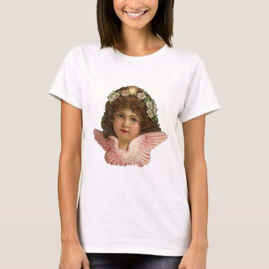 Darling Angel Girl Vintage T-Shirt