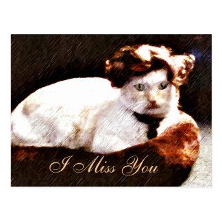 Darling Cat_ Post Cards