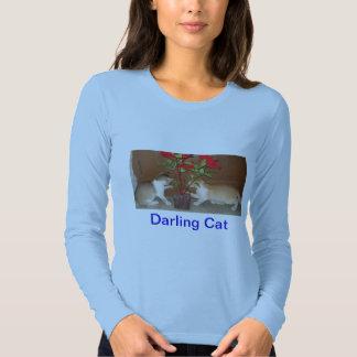 darling cat shirt