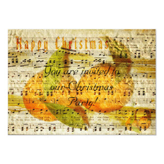 Darling Clementines Invitation