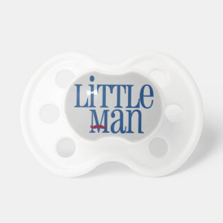 Darling Dapper Little Man Mustache Pacifier