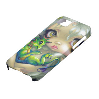 """Darling Dragonling IV"" iPhone 5 Case"