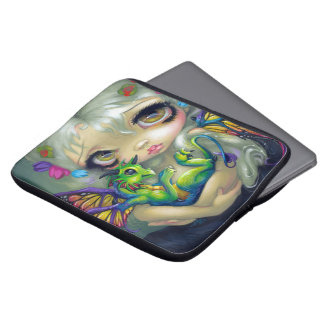 """Darling Dragonling IV"" Laptop Sleeve"