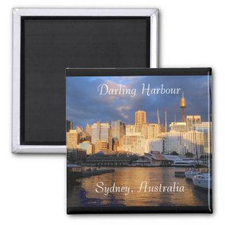 Darling Harbour, Sydney, Australia magnet