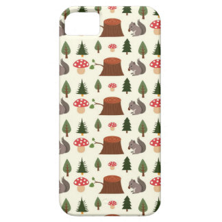 Darling Little Squirrels iPhone 5 Cases