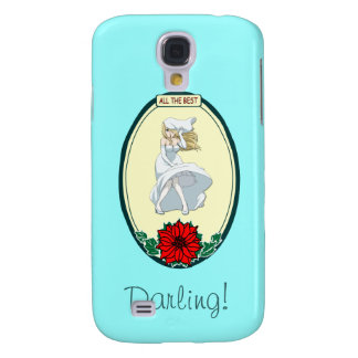 Darling! _ Oo la la Galaxy S4 Case