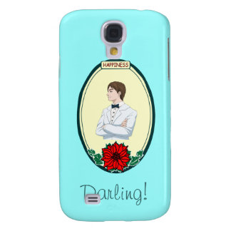 Darling! _ Tuxedo boy Galaxy S4 Case