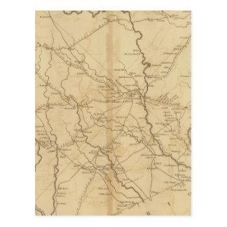 Darlington District, South Carolina Postcard