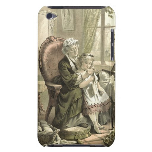 Darning Lessons 1873 iPod Touch Cover