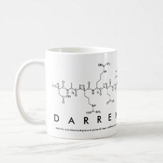 Darren peptide name mug