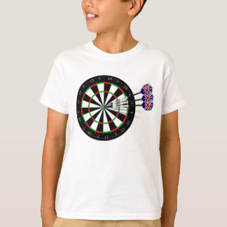 Dart Board And Darts T-Shirt