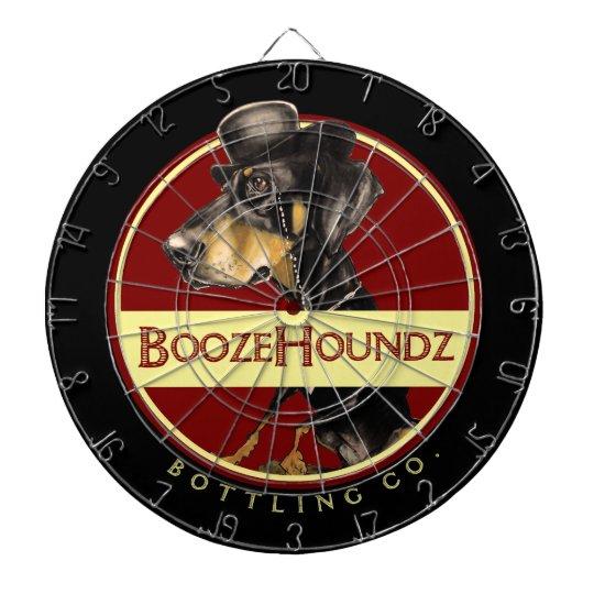 Dart Board - BoozeHoundz
