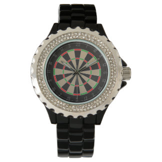 Dart Board Darts Bullseye Watch