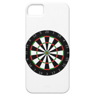 Dart Board iPhone 5 Cover