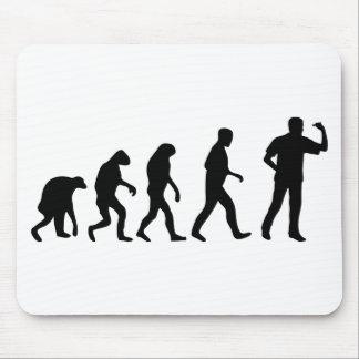 dart evolution mouse mat