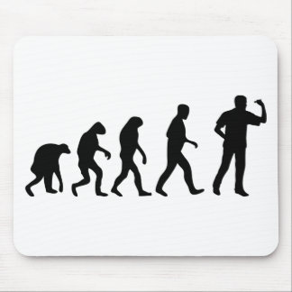 dart evolution mouse pad