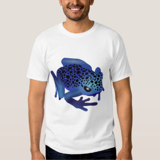 Dart Frog Tee Shirt