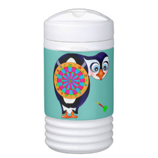 Dart Penguin by The Happy Juul Company Cooler