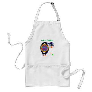 Dart Penguin by The Happy Juul Company Standard Apron
