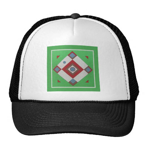 Dartball Board Hat