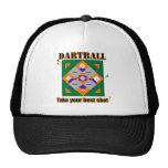 Dartball take your best shot! cap