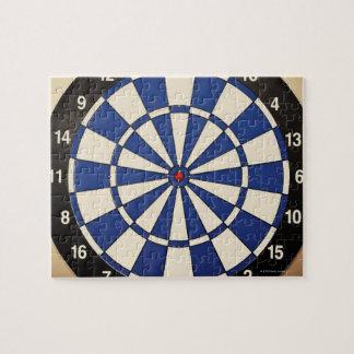 Dartboard 2 jigsaw puzzle