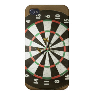 Dartboard 3 iPhone 4/4S case