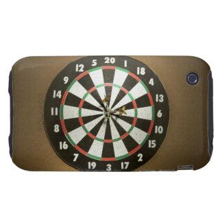 Dartboard 3 tough iPhone 3 cases