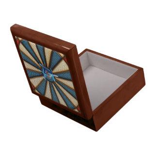 Dartboard Bullseye Large Square Gift Box